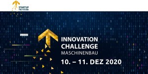 Digital Innovation Challenge Maschinenbau