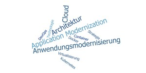 Application Modernization / Anwendungsmodernisierung