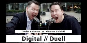 Digital // Duell mit Prof. Kollmann und Prof. Skibicki
