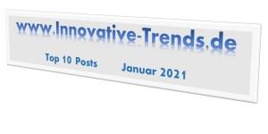 Top 10 Beiträge im Januar 2021