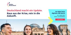 Update Deutschland - Match- und Hackathon