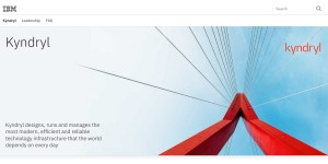 Kyndryl - IBM enthüllt den Namen für das NewCo-SpinOff (Screenshot)