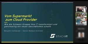 Gastvortrag von STACKIT an der HFT Stuttgart