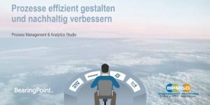 Process Management & Analytics 2021 - Studie von Bearing Point und BPM&O