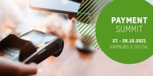 Payment Summit 2021 (PS 2021) am 27.+28.10.2021 (Hybrid / Hamburg)