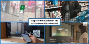 Digitale Innovationen im stationären Einzelhandel