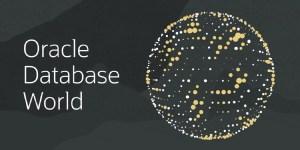 Oracle Database World 2021