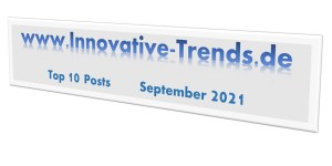 Top 10 Posts im September 2021