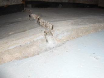 heaving slab foundation
