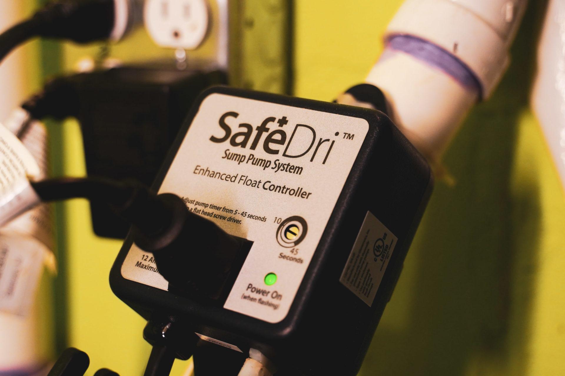 SafeDri Float Controller