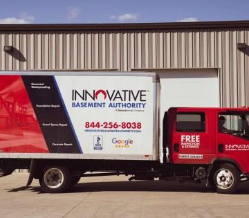 IBA Truck facing right