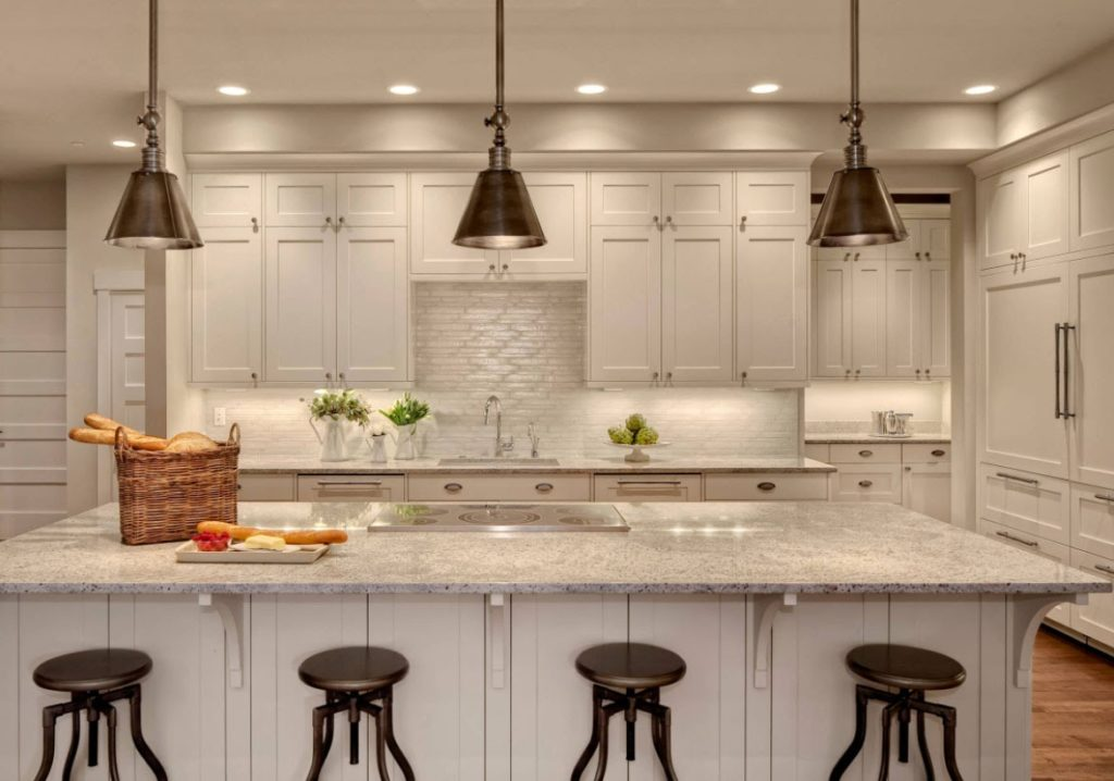 13 White Cabinets With White Countertops Design Ideas