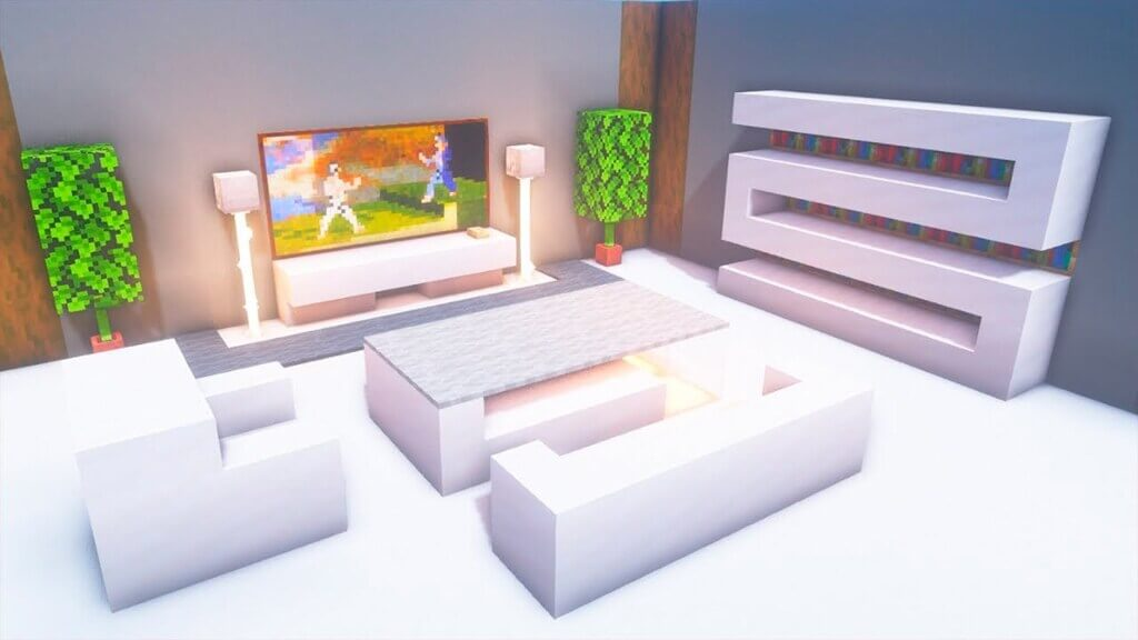 Dacian groza dacian groza we've all seen cold rooms with furnishings lined inelegantly aga. Minecraft Interior Design: 15+ Creative & Simple Minecraft ...
