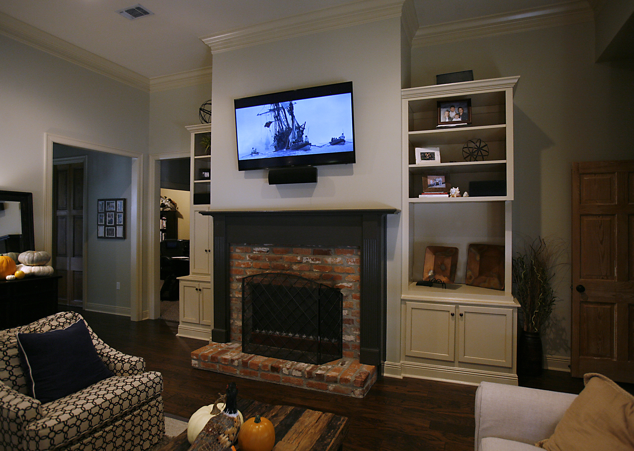 Living Room Home Theater  Innovative Home Media