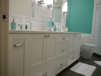 Shaker Vanity Cabinets  Avie Home