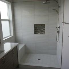 Kitchen Cabinet Reface Types Of Sinks Shower & Tub Niches
