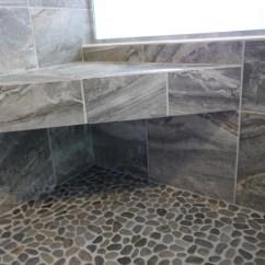 Kitchen Reface Waverly Valances Shower Pans & Benches
