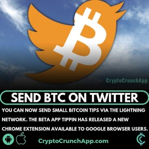 You Can Now Send Bitcoin Tips Over Lightning on Twitter
