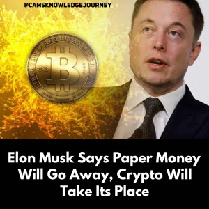 Elon Musk Talks About Bitcoin