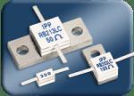 Low Capacitance RF Resistors
