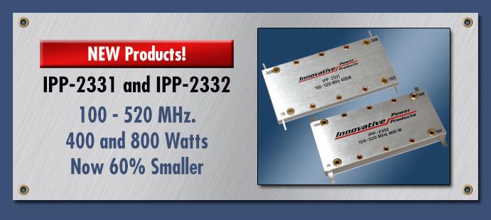 IPP-2331 and IPP-2332