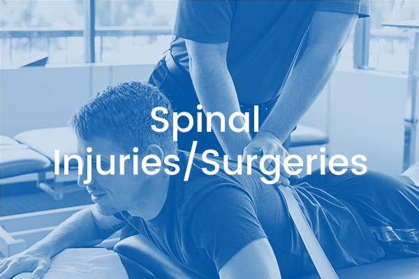 Spinal Injuries Surgeries