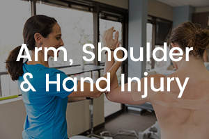 Arm, Shoulder & Hand Injury