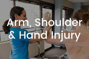 Arm, Shoulder & Hand Injury