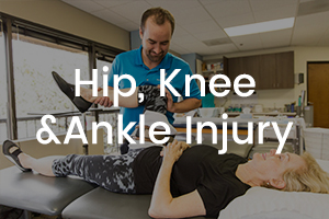 Knee pain San Diego
