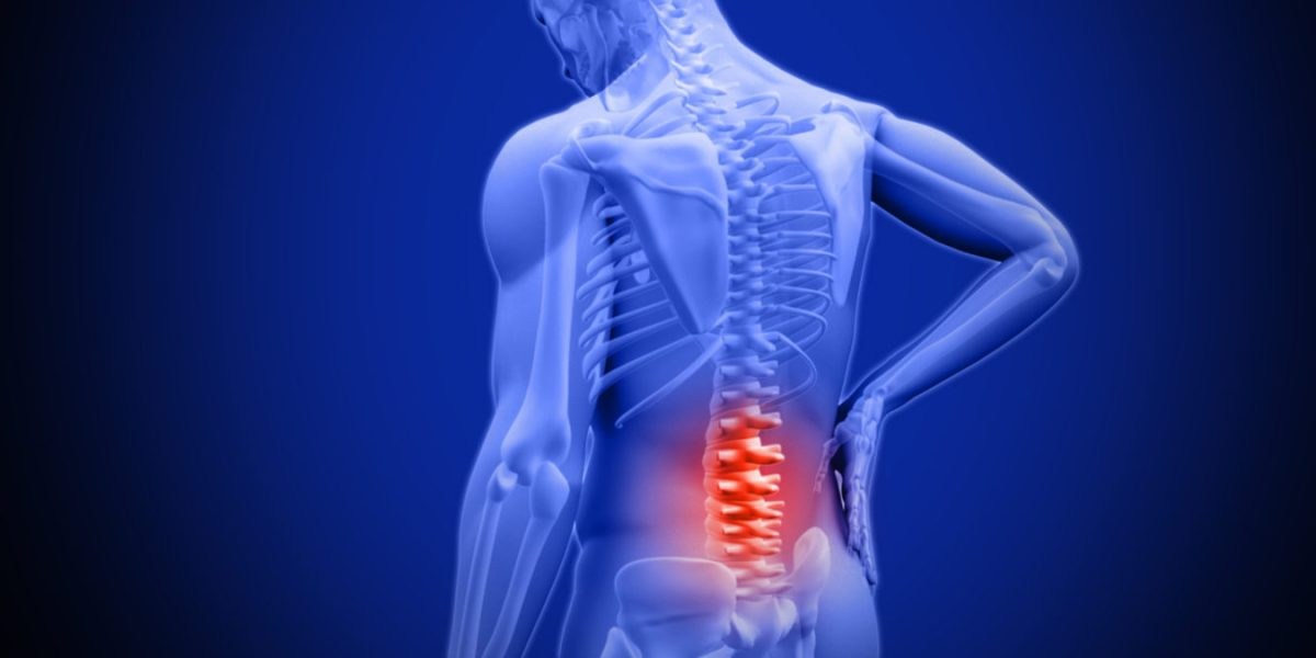 Let's Talk about Lower Back Pain