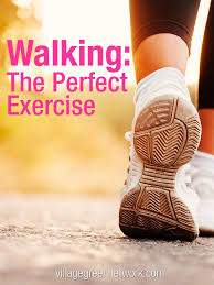 Take a Walk – The Benefits of a Walking Program