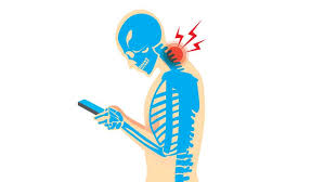 Your Smartphone Could Be Rapidly Aging Your Spine