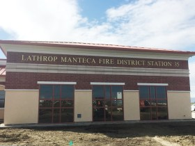 Lathrope Fire Department - Installed