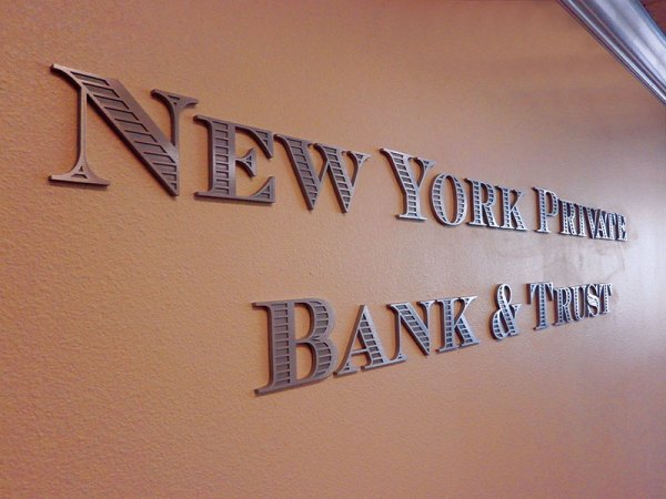 New York Bank - Installed