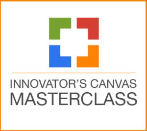 Innovators canvas masterclass logo