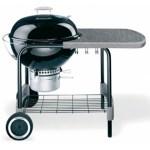 Barbecue Weber sous cloche : optimisation de la conductibilité thermique.