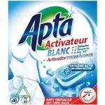 Les pastilles activateur de blanc libèrent de l'oxygène actif pour détacher, purifier et blanchir le linge blanc.