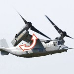 La segmentation entre le groupe motopropulseur et le reste de l'aile apporte de la flexibilité d'usage au V22-Osprey.