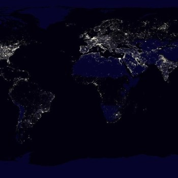 SUOMI NPP Satellite image (Photo: NASA)