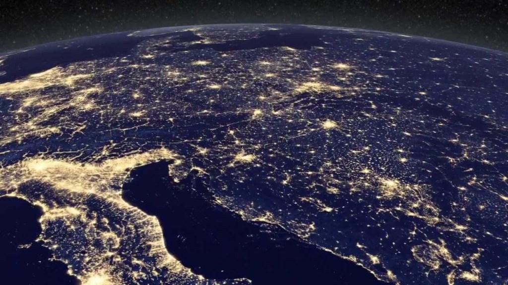 Suomi NPP Satellite Image (NASA/NOAA)