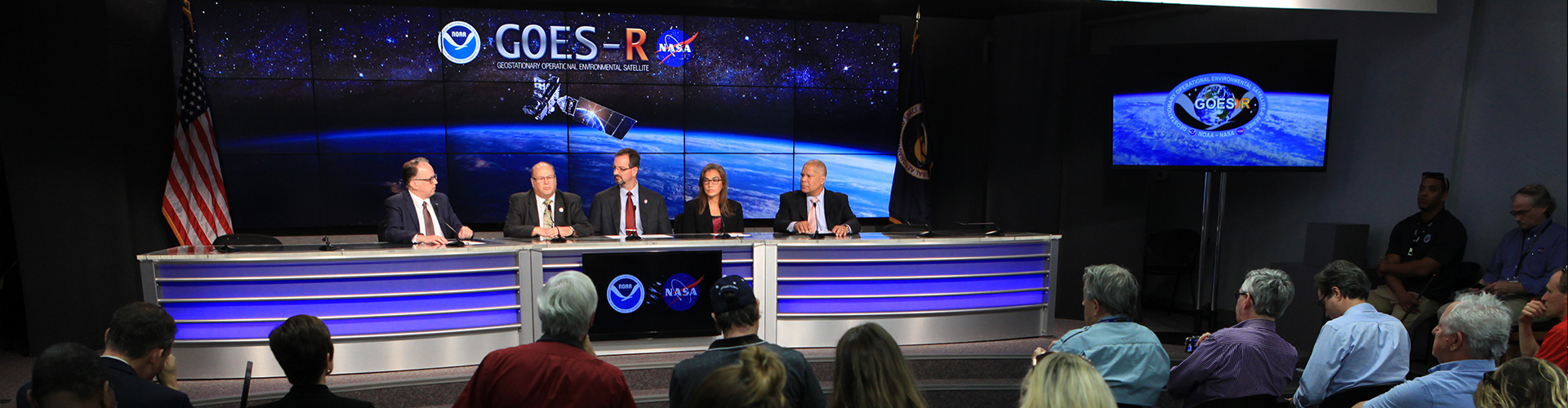 Picture of GOES-R Press Briefing
