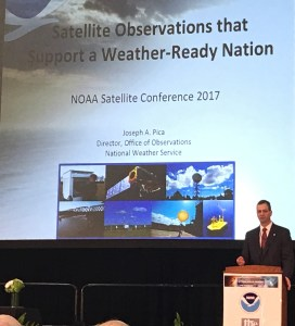 2017 NOAA Satellite Conference