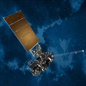 NOAA Satellite (Photo: Lockheed Martin)