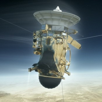 CASSINI spacecraft (Photo: NASA/JPL-Caltech)