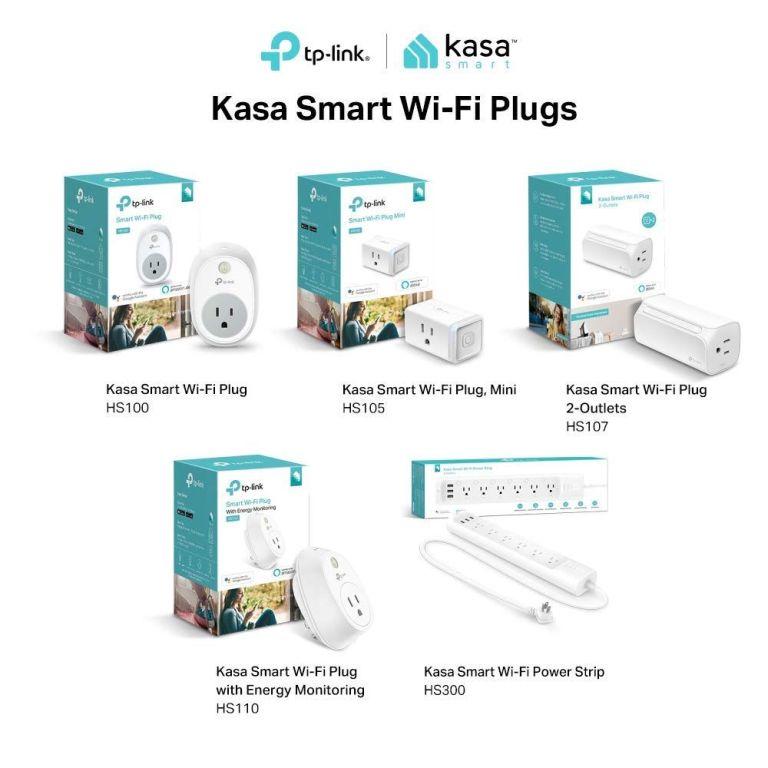 Kasa-Plugs