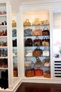 Purse Display Cabinet  Display Cabinet