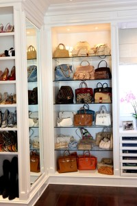 Purse Display Cabinet  Display Cabinet