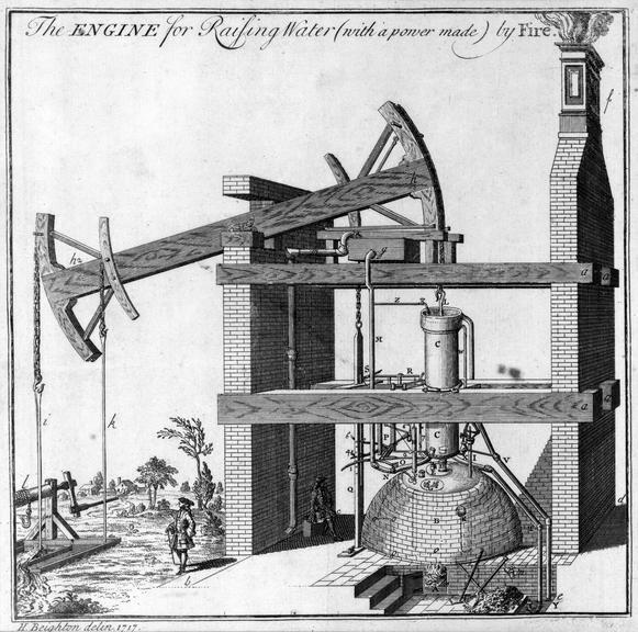 Steam Engine (Newcomen)