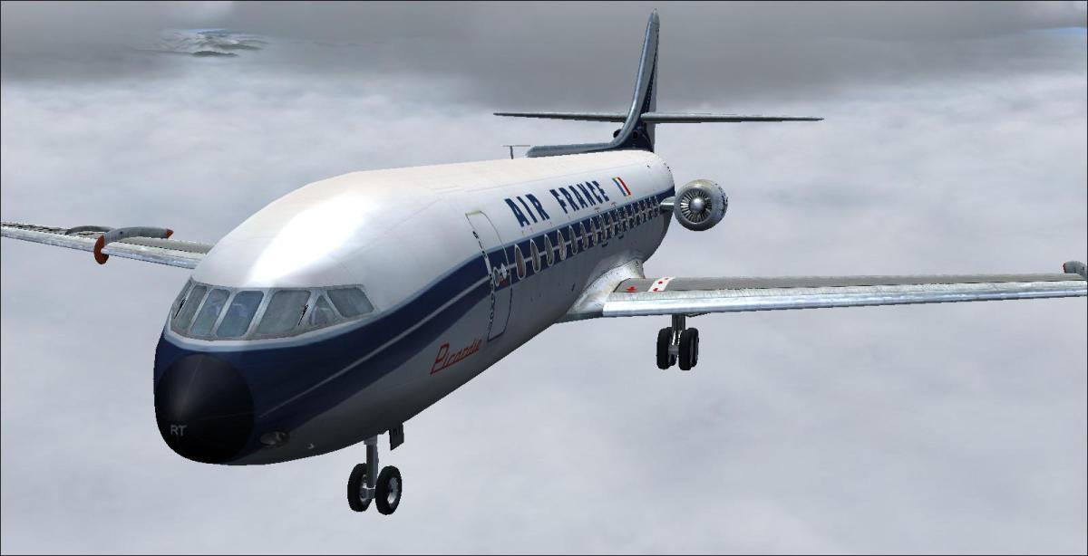 Commercial Jetliner