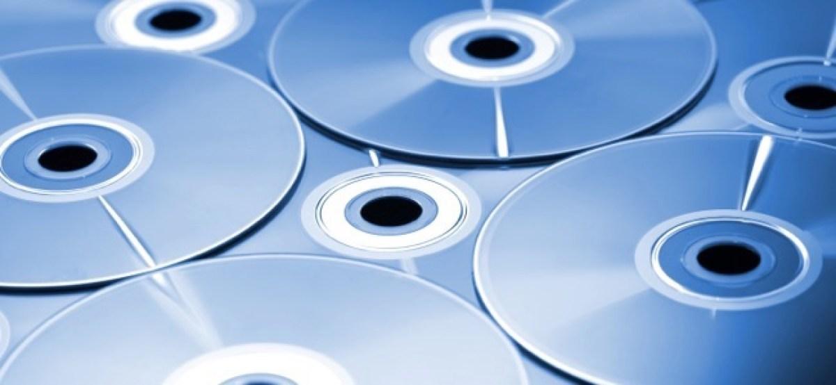 Optical Disk (CD/DVD)